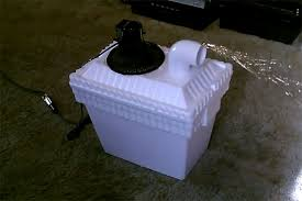 fan that uses ice to cool diy evap air coolers 8 types homemade evap be ready
