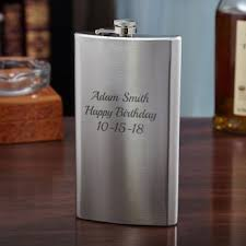 his and flasks extremely large flask engravable