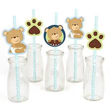 teddy centerpieces for baby shower baby boy teddy baby shower decorations theme