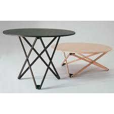 adjustable height round table santa cole subeybaja adjustable height table barcelonaconcept