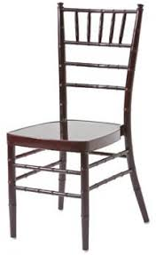 wedding chair rental mahogany chiavari wedding chair rental iowa city cr qc ia