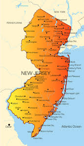 Hamilton Nj Map Cna Requirements And State Approved Cna Programs In New Jersey