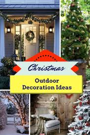 outdoor christmas decoration ideas for 2017