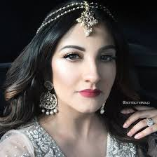 Bridal Makeup Wedding Makeup Bride Makeup Party Makeup Makeup Pakistani Bride Party Makeup Bold Lips Matte Shadow Kundan