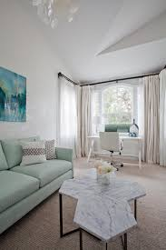 photos hgtv light airy sitting room features mint green sofa