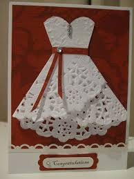 wedding card for best 25 dress card ideas on cards diy origami dress