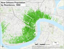 New Orleans City Map Project Status U2013 New Orleans Mortality Project