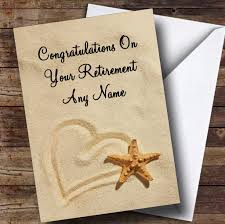 Retirement Invitation Card Personalised Cards Retirement Cards Page 1 The Card Zoo