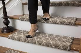 jardin bullnose carpet stair tread with adhesive padding 31
