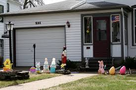 Religious Decorations For Home by Outdoor Easter Decorations Photo By Claire Jefford At The Garden