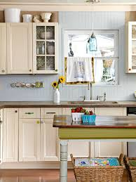 Adding Beadboard To Kitchen Cabinets House Tours Charming Oklahoma Home Kitchen Styling Kitchens