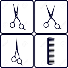 40 543 haircut stock vector illustration and royalty free haircut