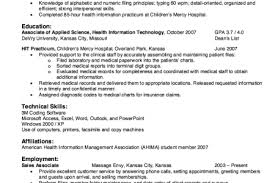 Health Information Management Resume Examples by Resume Samples Health Information Technologist Resume Sample