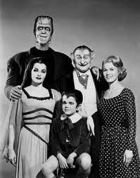Eddie Munster Halloween Costume 12 Jarring Color Images Black White Tv Shows Black Tvs