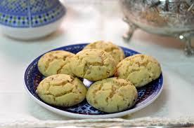 moroccan ghoriba cookie recipes