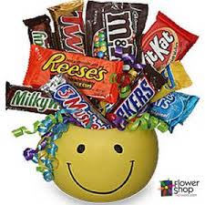 junk food basket junk food smiles basket candy basket same day delivery