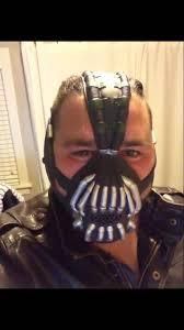 Bane Halloween Costume Bane Halloween Mask Amazon