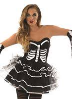 Skeleton Woman Halloween Costume Ladies Halloween Costumes U0026 Fancy Dress Ball