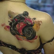speed biker tattoo best tattoo ideas gallery