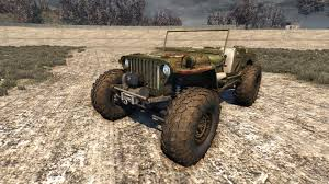 jeep hellcat 6x6 jeep hell v0 5 1 for beamng drive