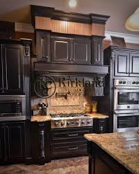 Diy Black Kitchen Cabinets Exquisite Custom Black Kitchen Cabinets Ideas For Modern Diy Doors