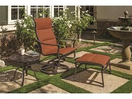 Tropitone Patio Chairs by Tropitone Kd Spectrum Cast Aluminum 22 Round End Table 800182