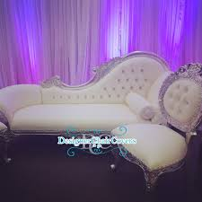 Wedding Stage Chairs Engagement Party Wedding Sofa Designer Chair Covers To Go