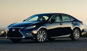 price for lexus es 350 2018 lexus es 350 changes car price update and release date info