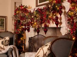 Banister Decorations For Christmas Get It Right A Red And Gold Christmas Theme
