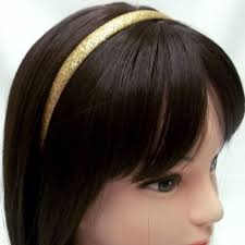 glitter headbands 2 pcs fashion women glitter headbands sparkling hoop