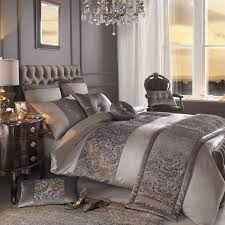 Eastern Accents Bedding Kylie Minogue Stella Luxury Satin Designer Bedding Duvet Quilt