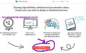cara membuat video animasi online gratis videoscribe aplikasi animasi video presentasi whiteboard style