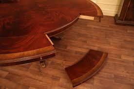 large round dining table seats 12 remesla info