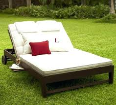 outside lounge chair cushions outdoor chaise clearance double