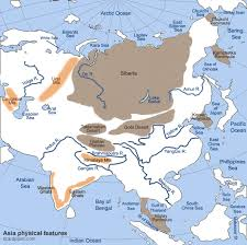 middle east map water bodies test your geography knowledge asia bodies of water lizard point