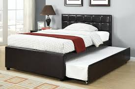 Single Bed Frame With Trundle Bed With Trundle Wonderful Best Trundle Bed Ideas On Trundle