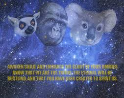 Gorilla Munch Meme - embrace the glory of your jimmies imgur