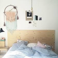 deco chambre tete de lit 1001 idées pour fabriquer une tête de lit en bois originale