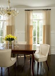 Best Dining Room Window Treatments Images On Pinterest Dining - Dining room windows