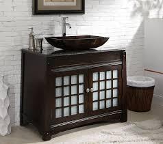 14 Inch Deep Bathroom Vanity 14 Best Vessel Sink Vanities Images On Pinterest Vessel Sink