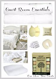 Guest Bedroom Essentials - farmhouse guest room ideas and essentials bedroom ideas