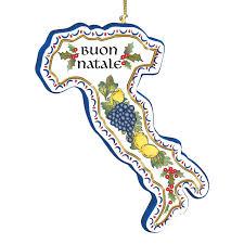 buon natale italian ornaments the danbury mint