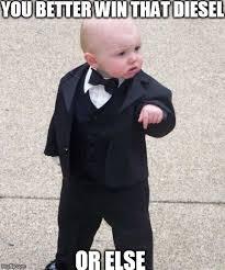 U Win Meme - baby godfather meme imgflip