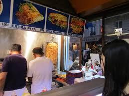 cuisine du p駻ou 巴黎筆記 巴黎5歐以下必嚐異國小吃