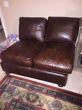 Lancaster Leather Sofa Restoration Hardware Sofas Ebay