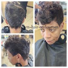 black hair styles to wear when your hair is growing out black hairstyles for short hair pictures and quick weaves
