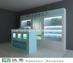 Wooden Wall Display Cabinets Tall Wooden Wall Display Cabinet And Front Showcase With Led Light