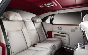 rolls royce limo interior rolls royce debuts ghost u0027eternal love u0027 model for china