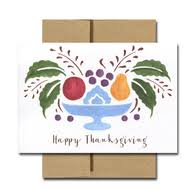 boxed thanksgiving cards for professional relationships