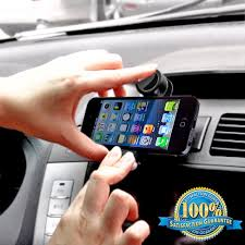 portable universal adjustable car air vent mount holder 3 5